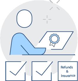Fraud, Refunds & Insurance