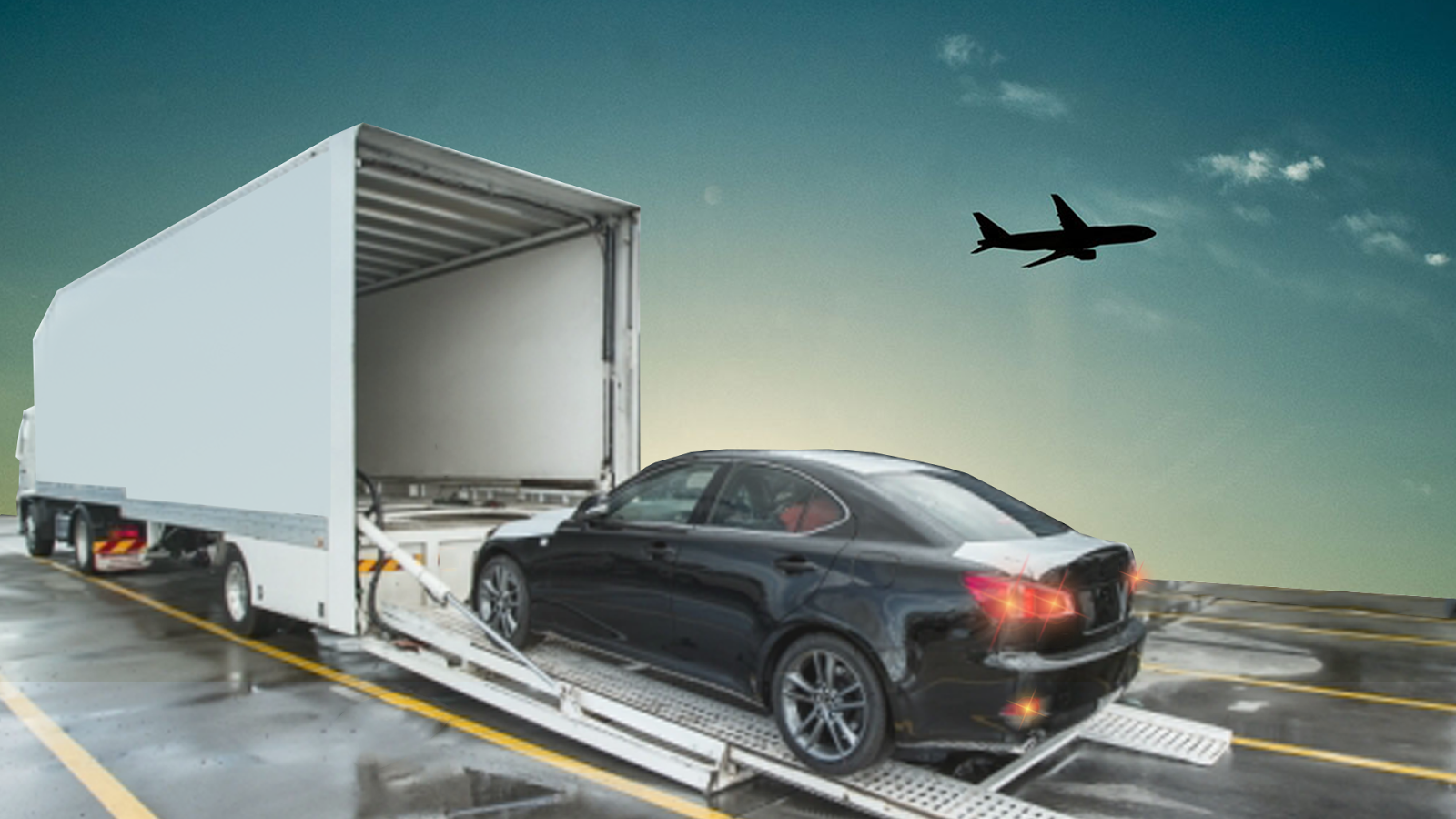 Door to Door Shipping Company