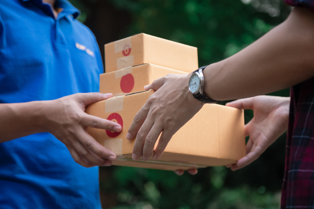 Courier And Express Services